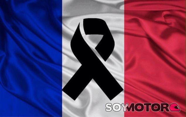 Los pilotos de Fórmula 1 se solidarizan por el atentado en Niza - LaF1