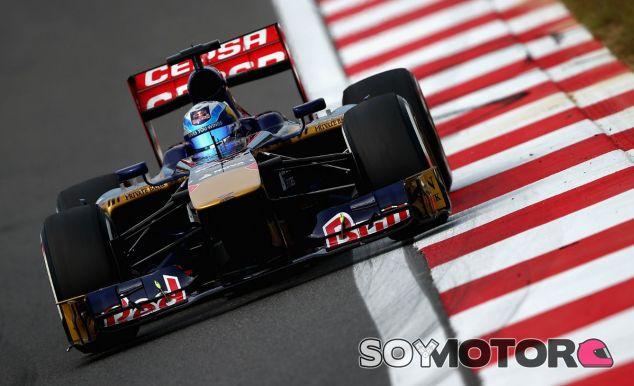Jean-Eric Vergne en el GP de Corea F1 2013 - LaF1