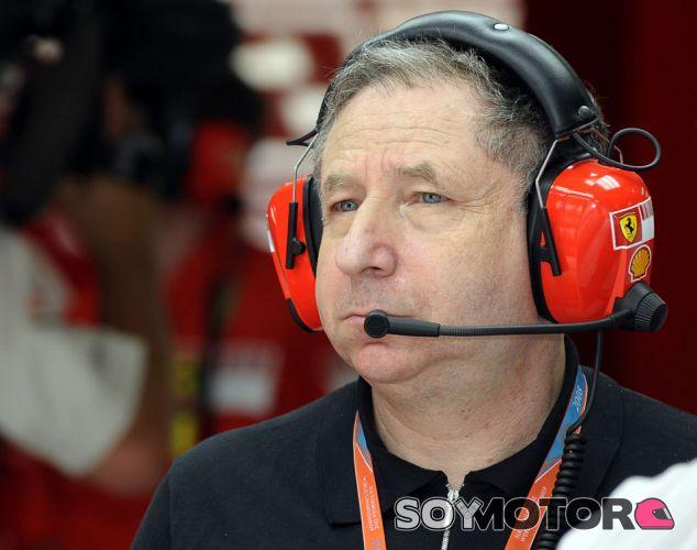 Jean Todt con Ferrari - LaF1.es