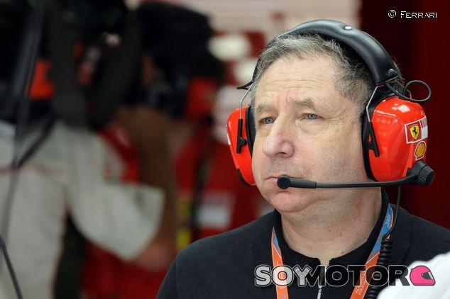 El presidente de la FIA, Jean Todt - LaF1.es