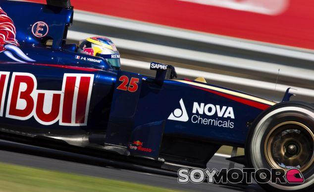 Max Verstappen sustituirá a Jean-Éric Vergne en Toro Rosso en 2015 - LaF1.es
