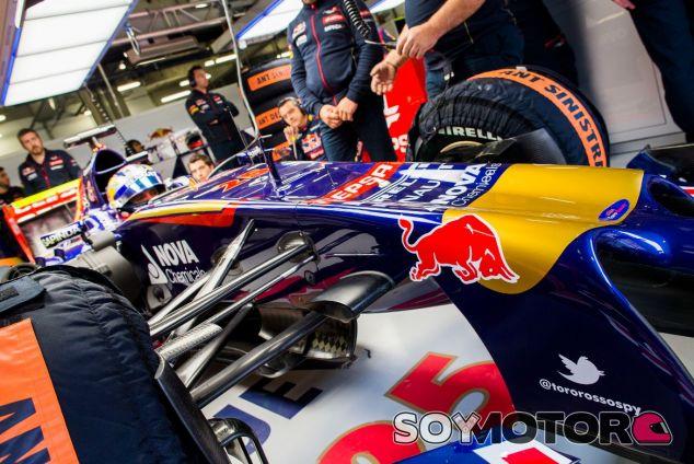 Jean-Éric Vergne en el Gran Premio de China - LaF1