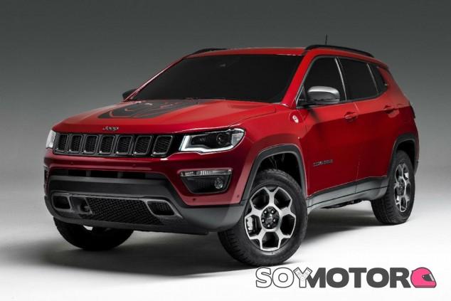 Jeep ha presentado sus primeros híbridos enchufables en el Salón de Ginebra - SoyMotor.com