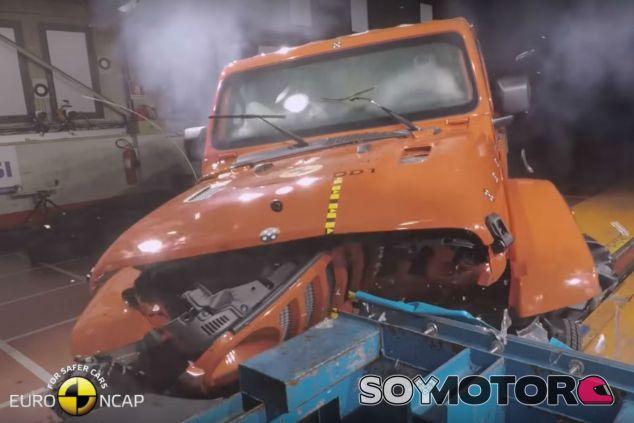 Jeep Wrangler - SoyMotor.com