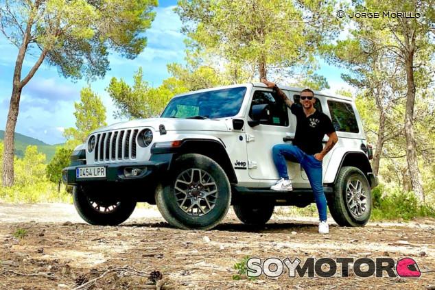 Jeep Wrangler 4xe 2021: híbrido enchufable con el carácter de siempre - SoyMotor.com