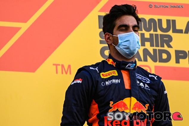 El piloto de Fórmula 2 Jehan Daruvala, positivo en covid-19  - SoyMotor.com