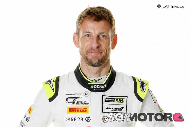 Jenson Button correrá la Extreme E con equipo propio - SoyMotor.com