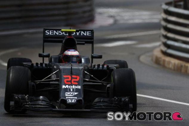 McLaren suma puntos con ambos coches en Mónaco - LaF1