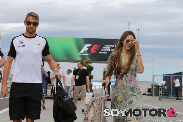 Button y Michibata se separan - LaF1