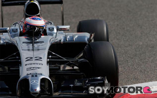 Jenson Button en el MP4-29 - LaF1
