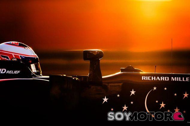 Jenson Button mostró señales de claro progreso durante el GP de Baréin - LaF1