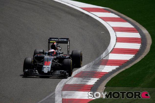 McLaren-Honda ha tenido un viernes esperanzador - LaF1