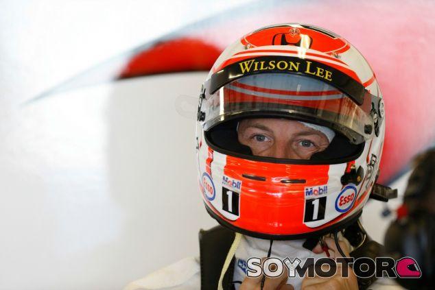Button admite que se planteó abandonar McLaren a finales de este año - LaF1