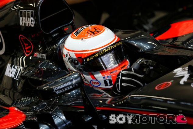 Button promete un año emocionante para McLaren - LaF1
