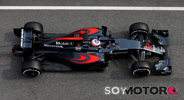 Button, insatisfecho con el McLaren - LaF1