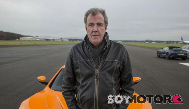 Jeremy Clarkson coche autónomo - SoyMotor.com