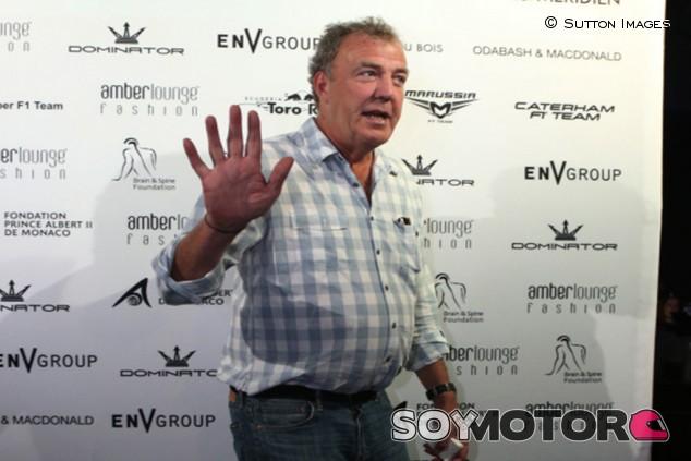 """Clarkson y su solución para la F1: """"Mercedes puede irse a la mierda"""" - SoyMotor.com"""