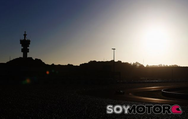 Amanecer en el Circuito de Jerez - LaF1