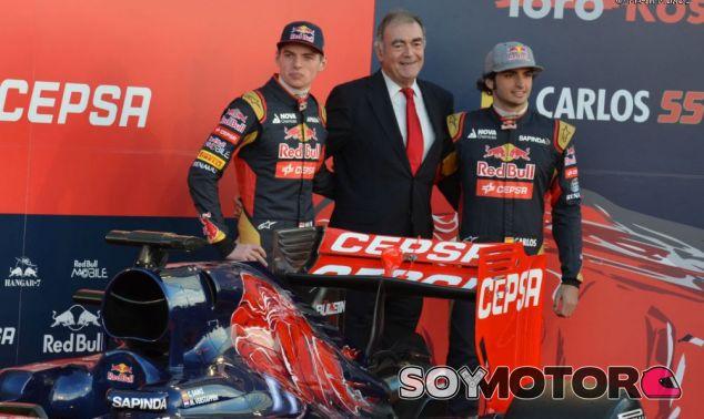 Presentación del STR10 en Jerez - LaF1