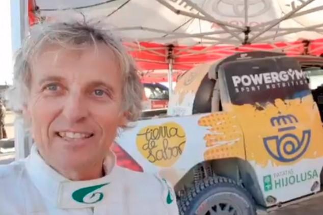 "Calleja cree que pudo sufrir coronavirus en el Dakar: ""Era chungo de cojones"" - SoyMotor.com"