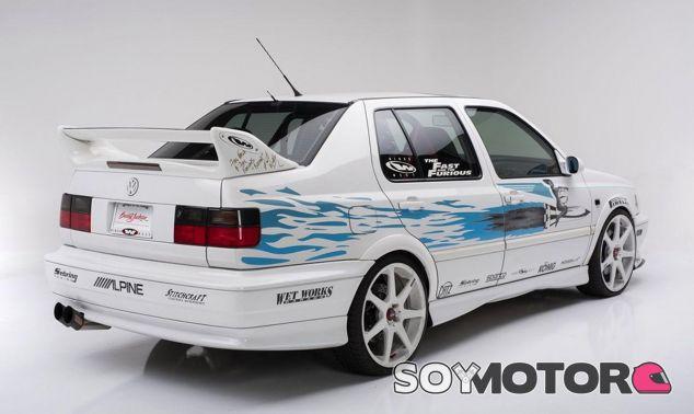 Este Volkswagen Jetta pertenecía en la primera película de la saga a Jesse - SoyMotor