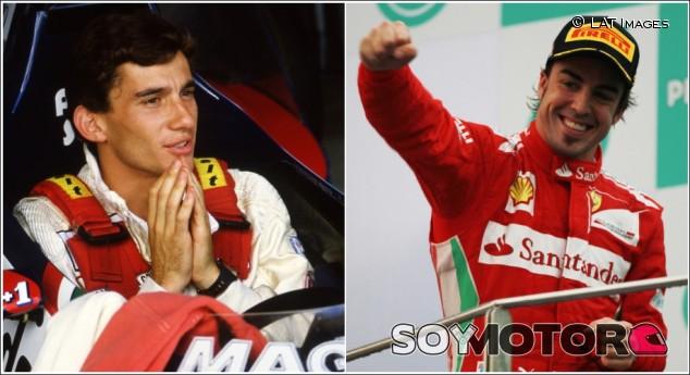 8 años de la victoria de Alonso en Malasia; 36 del debut de Senna - SoyMotor.com