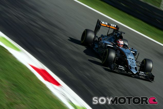 Sabor agridulce en Force India - LaF1