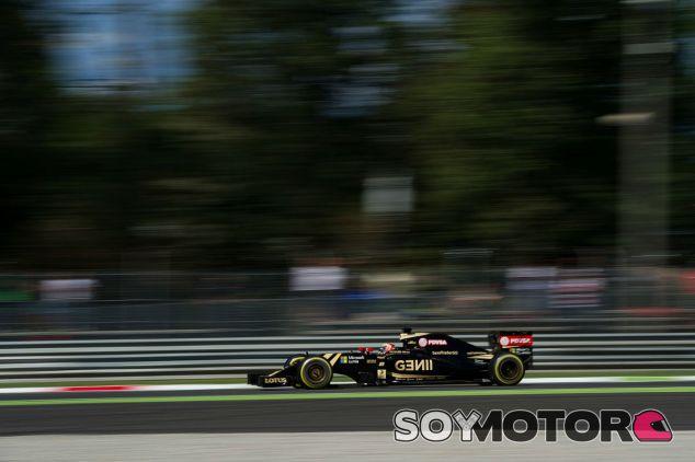Lotus se vino abajo en la clasificación - LaF1
