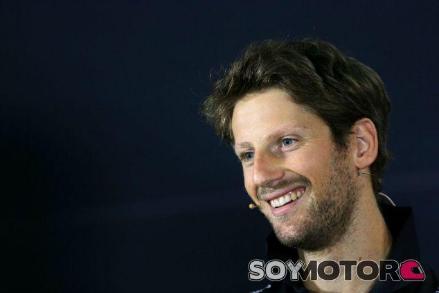 Romain Grosjean tiene las puertas abiertas de Lotus - LaF1