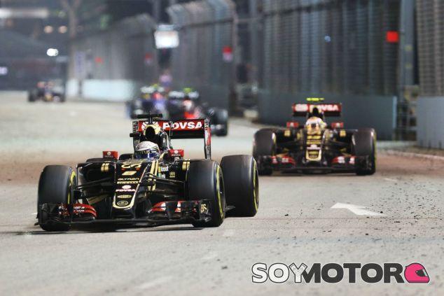 Lotus llega a Japón con los puntos entre ceja y ceja - LaF1
