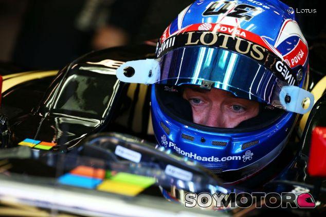Palmer disputará los Libres 1 en Japón - LaF1