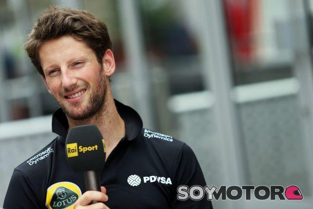 Grosjean visita el país local de su futuro equipo - LaF1