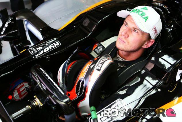 Hülkenberg podría dejar Force India en 2016 - LaF1