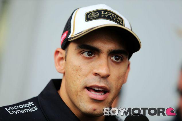 Maldonado afronta con optimismo el GP de Japón - LaF1