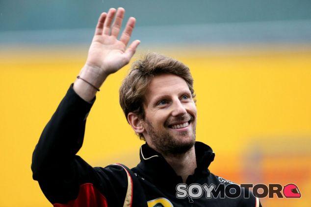 Romain Grosjean se resiste a revelar su futuro - LaF1