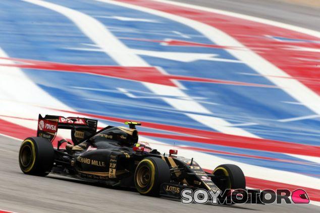 Maldonado, inconforme a pesar de llegar a los puntos - LaF1
