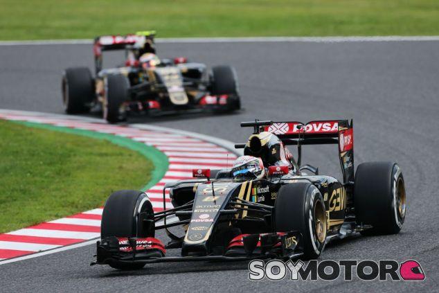 Lotus suma puntos con los dos coches - LaF1