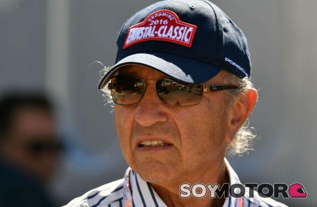 Jo Ramírez durante el Gran Premio de España 2017 - SoyMotor.com