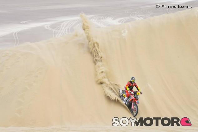 Joan Barreda en el Dakar 2019 – SoyMotor.com