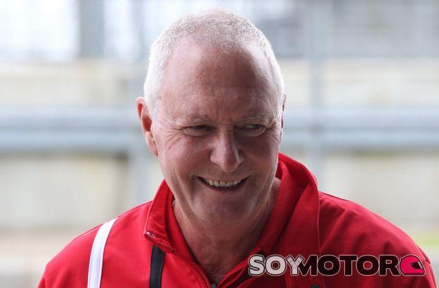 Toro Rosso ficha a John Booth como su nuevo director de competición