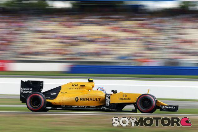 Jolyon Palmer en Hockenheim - LaF1