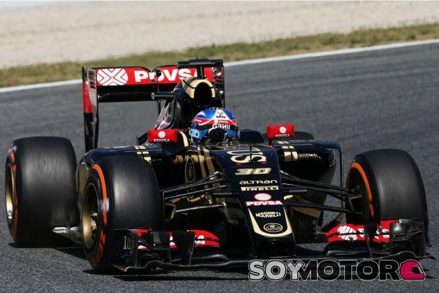 Jolyon Palmer sustituirá a Romain Grosjean en Lotus en 2016 - LaF1