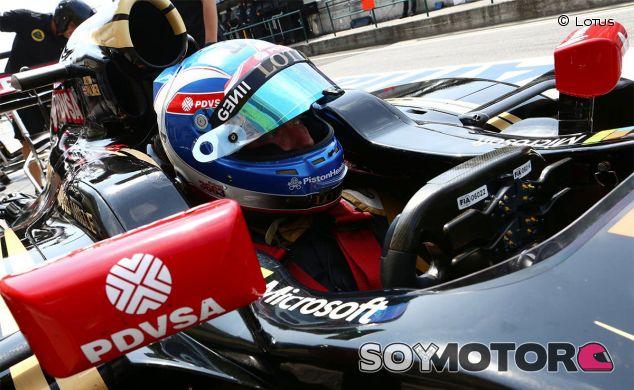 Jolyon Palmer - LaF1