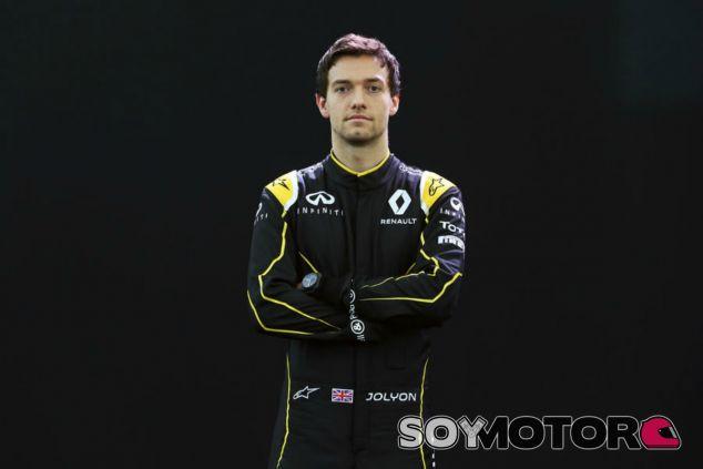 Palmer debutará con Renault en 2016 - LaF1