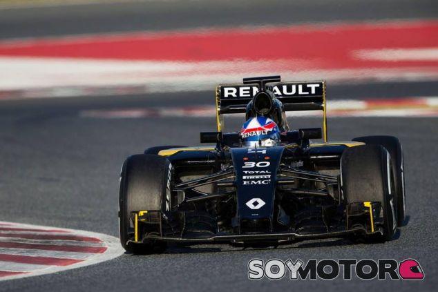 Jolyon Palmer, decepcionado tras la pretemporada - LaF1