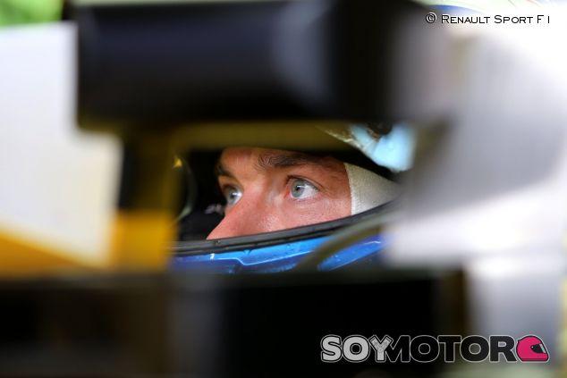 Palmer está siendo superado constantemente por Magnussen - LaF1