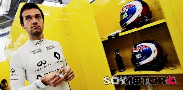 Jolyon Palmer en una imagen de archivo - LaF1