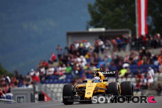Palmer espera tener un impulso extra por correr en casa - LaF1