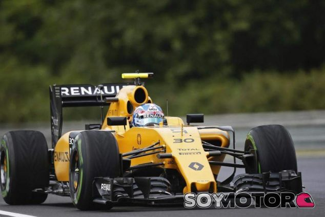 Palmer sufre problemas en la presión del combustible - LaF1