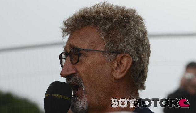 Eddie Jordan, en el circuito de Silverstone - LaF1
